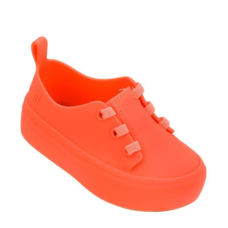 32538-Mini-Melissa-Sneaker-LaranjaCoralFlour-Variacao3