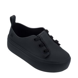 Mini Melissa Ulitsa Sneaker Preto Opaco