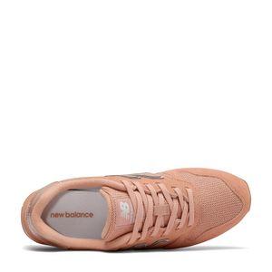 Tênis New Balance 373 Rosa Branco Metal
