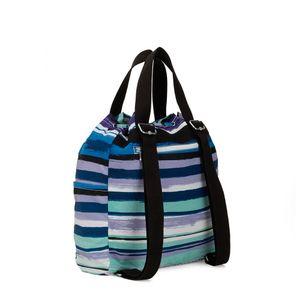Mochila Kipling Art Backpack M Joyfull Stripes