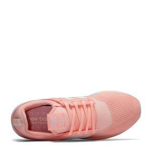 Tênis New Balance 247 Rosa Branco