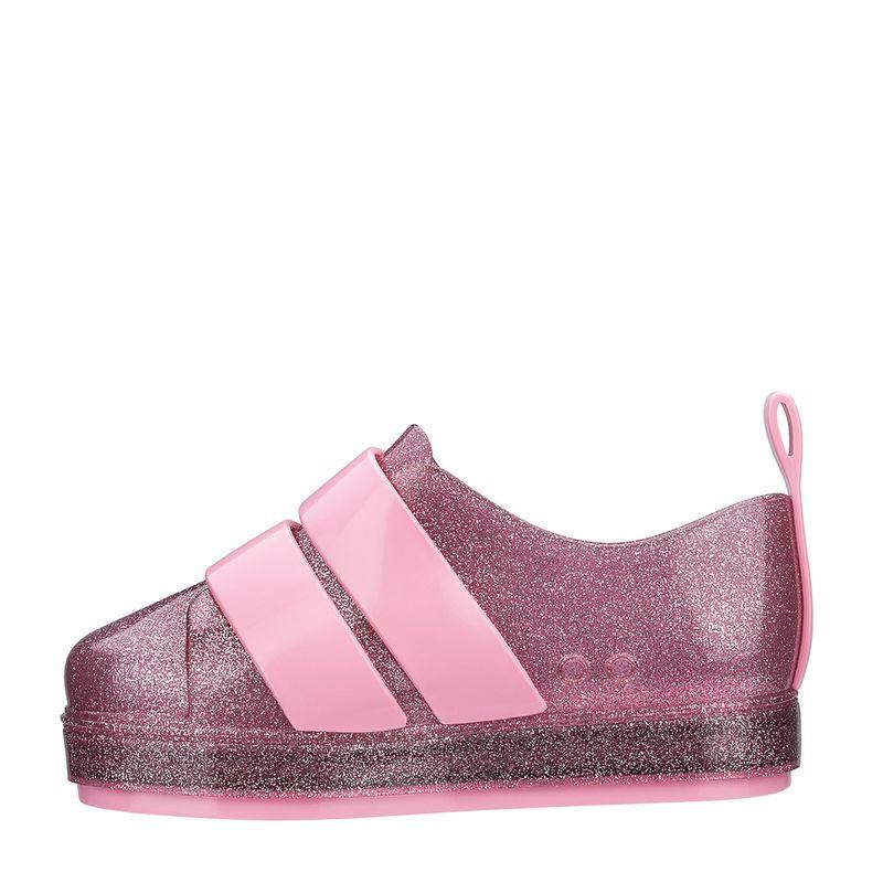 32696-Mini-Melissa-Go-Sneaker-RosaGlitterPrata-Variacao02