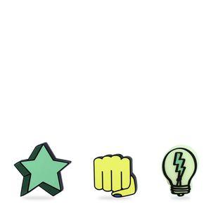 Kipling Bts Pullers Mix Fist Star Bulb