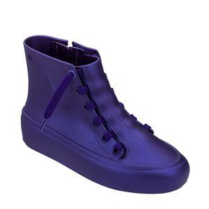 Melissa Ulitsa Sneaker High Roxo Fosco