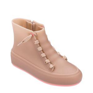 Melissa Ulitsa Sneaker High Rosa Fosco Rosa Neon