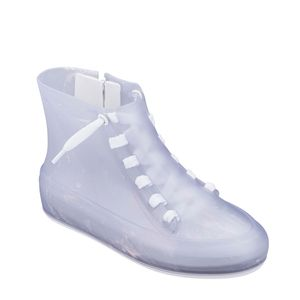 Melissa Ulitsa Sneaker High Splash Fosco Branco