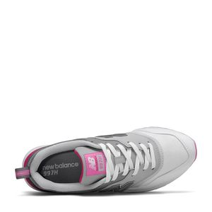 Tênis New Balance 997 Cinza Branco Rosa