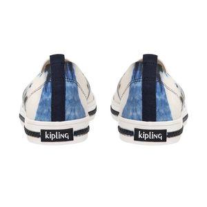 Tênis Kipling Sophi Branco Azul Marinho