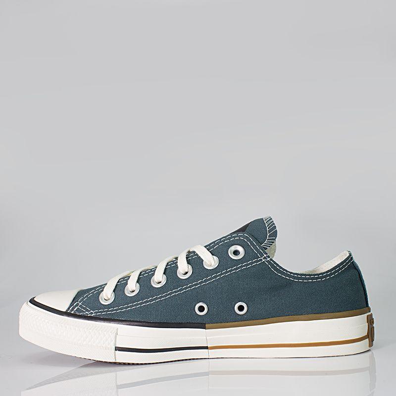 CT14010001-Chuck-Taylor-All-Star-Verde-Escuro-Preto-Branco-variacao2