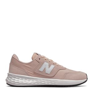 Tênis New Balance Foam X70 Rosa Branco
