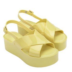Melissa Essential Platform Amarelo