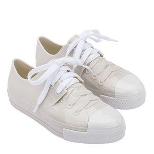 Melissa Squad Sneaker Bege Branco