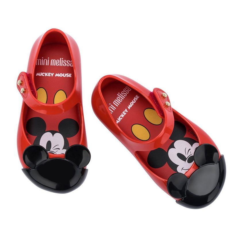 33344-Mini-Melissa-Ultragirl-Mickey-And-Friends-Baby-Vermelhopreto-Variacao5
