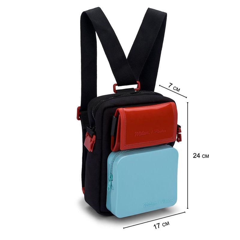 34219-Melissa-Max-Bag-Rider-Pretoazulvermelho-Variacao6