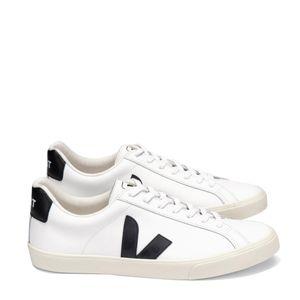 Tênis Vert Esplar Logo Couro Extra White Black