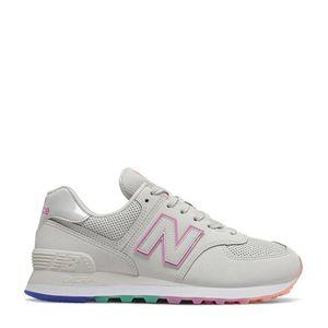 Tênis New Balance 574 Cinza Colorido