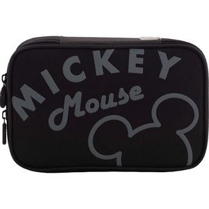 Estojo Xeryus Box Mickey College Preto