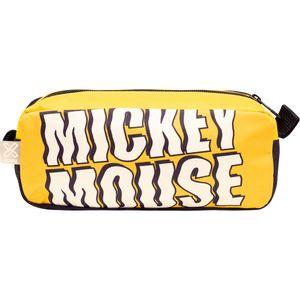Estojo Xeryus Duplo Flex Mickey Amarelo