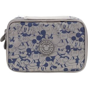 Estojo Xeryus Box Mickey Trendy Cinza