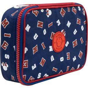 Estojo Xeryus Box Minnie Trendy