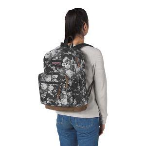 Mochila JanSport Right Pack Expressions Black Antique Floral