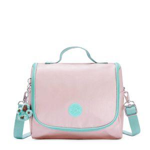 Lancheira Kipling New Kichirou Cotton Candy Bl
