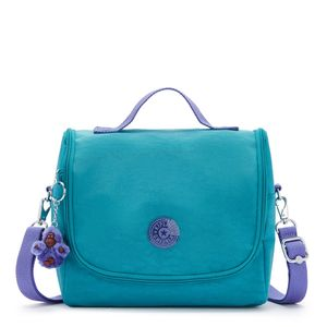 Lancheira Kipling New Kichirou Fresh Turquoise