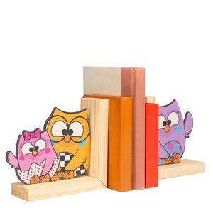 Aparador De Livros Uatt? Bubu E As Corujinhas