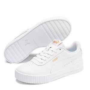Tênis Puma Carina Lux L Bdp White