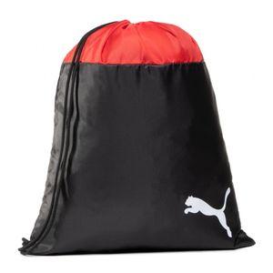 Mochila Puma 23 Gym Sack Red Black Osfa