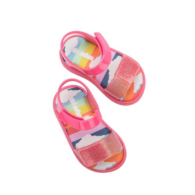 33343-Mini-Melissa-Jump-Sunny-Day-Rosa-Glitter-variacao5