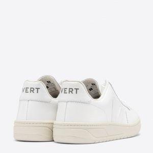 Tênis Vert V-12 Couro Extra White