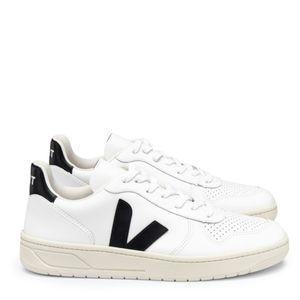 Tênis Vert V-10 Couro Extra White Black