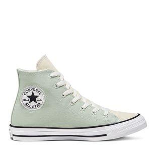 Tênis Converse Chuck Taylor All Star Hi Green Oxide Natural Black