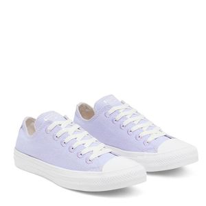 Tênis Converse Chuck Taylor All Star Ox Moonstone Violet Natural White
