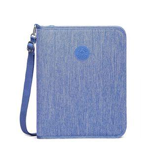 Fichário Kipling New Storer Denim Blue