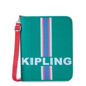 Fichário Kipling New Storer Pine Green Str