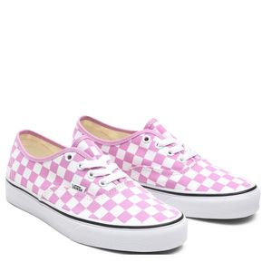 Tênis Vans Authentic Checkerboard Orchid