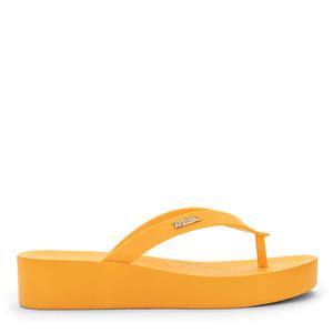 Melissa Sun Venice Platform Amarelo