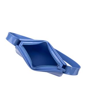 Melissa Baguete Bag Azul Esmalte