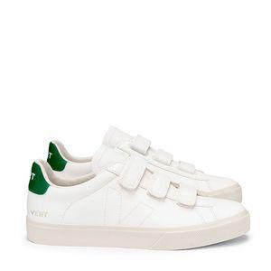 Tênis Vert Recife Chromefree Extra White Emeraude