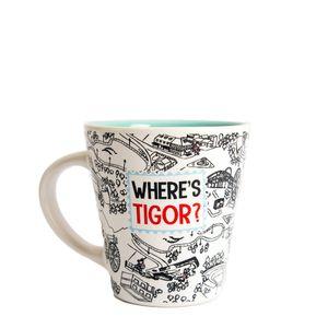 Caneca Uatt? Where'S Tigor?