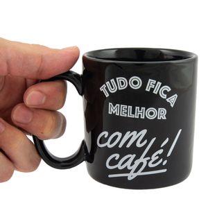 Caneca Cilíndrica Uatt? Tudo Fica Melhor Com Café