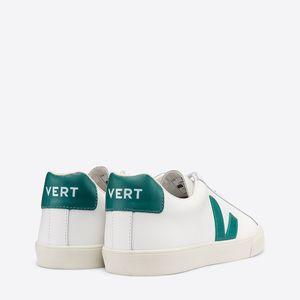 Tênis Vert Esplar Logo Couro Extra White Brittany