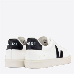 Tênis Vert Campo Chromefree Extra White Black