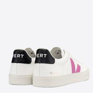 Tênis Vert Campo Chromefree Extra White Ultraviolet Black