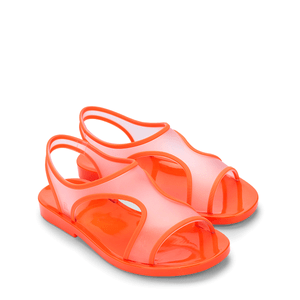 Melissa Bikini Sandal Laranja Vidro