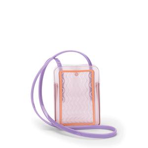 Mini Melissa Acqua Bag Rosa Lilás