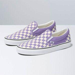 Tênis Vans Slip-On Chalk Violet