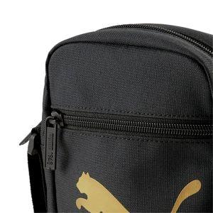 Bolsa Puma Originals Compact Portable Black